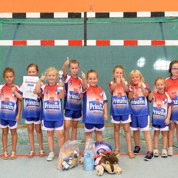 20190831_VTK_HeinzWickTurnier_Siegerehrung wF-Jugend VT-Team Zweiter Foto_Edward Wypchlo